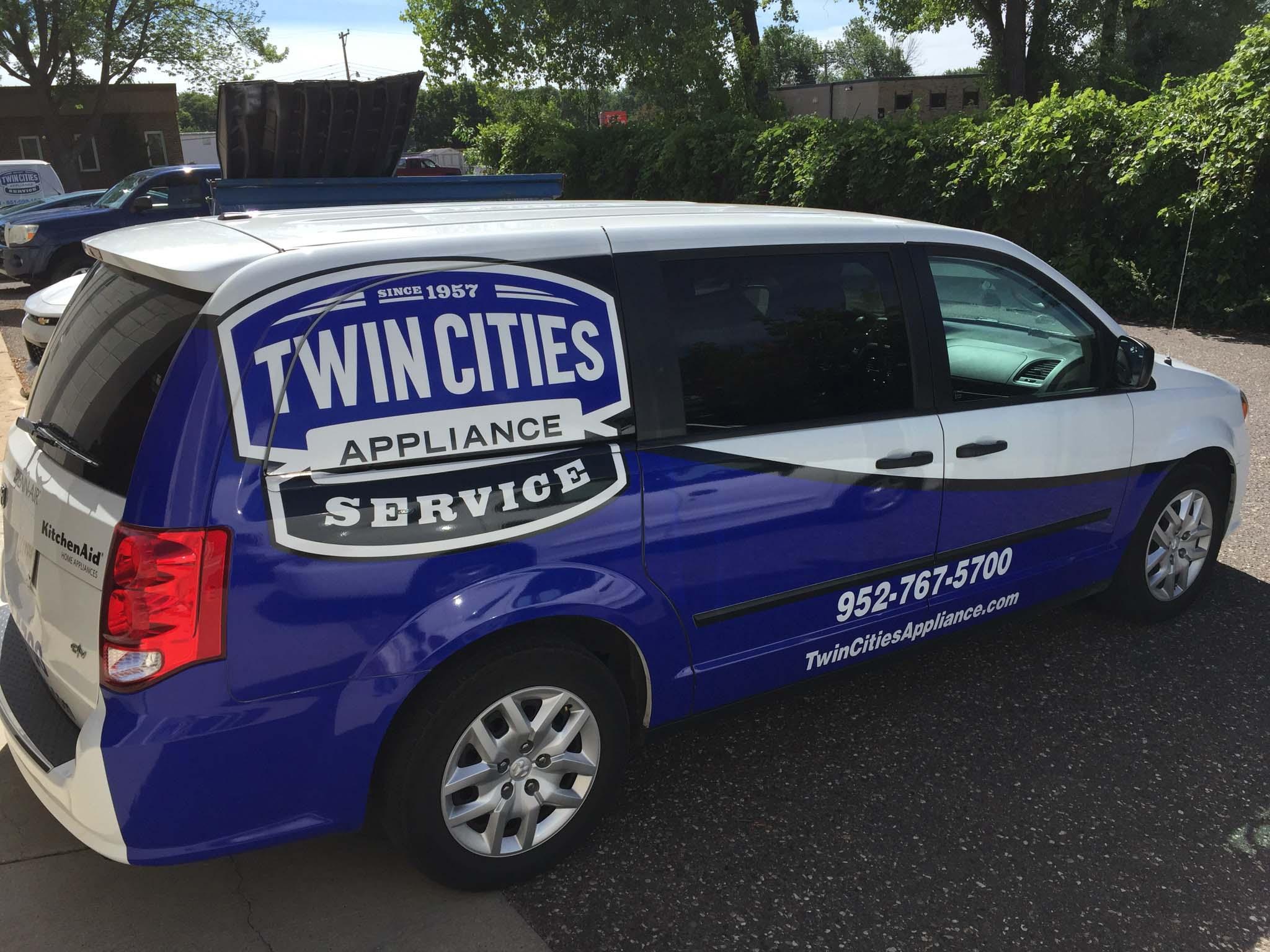 Schedule Online Twin Cities Appliance Service