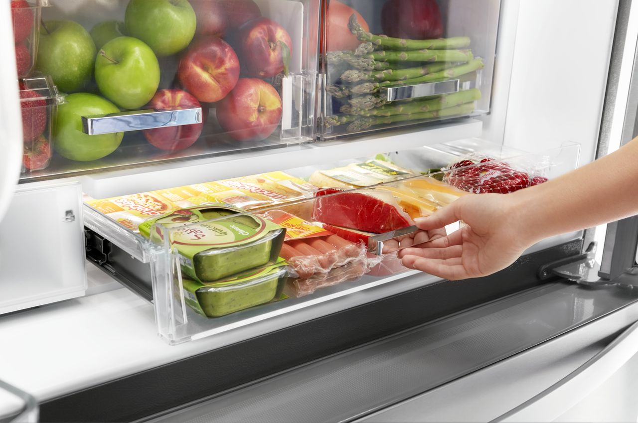 How To Replace Your Samsung Freezer Handle S End Cap If It